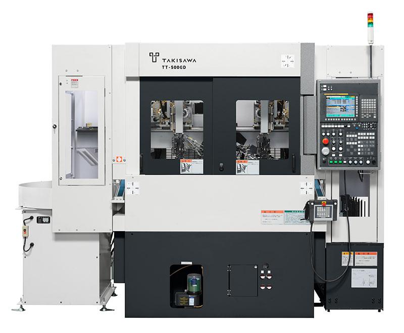 TT-Series|Takisawa Machine Tool Co , Ltd